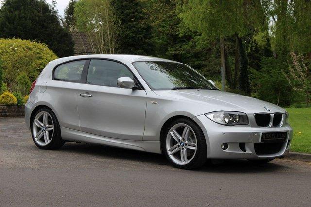 2011 11 BMW 1 SERIES 2.0 118D M SPORT 3d 141 BHP