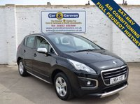 USED 2014 64 PEUGEOT 3008 2.0 HDI ACTIVE 5d 150 BHP Full Peugeot History SATNAV A/C 0% Deposit Finance Available