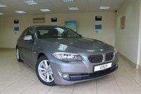 2010 BMW 5 SERIES 3.0 530D SE 4d AUTO 242 BHP SALOON £12750.00