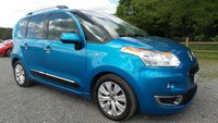 USED 2011 11 CITROEN C3 PICASSO 1.6 PICASSO EXCLUSIVE HDI 5d 90 BHP SERVICE HISTORY, ALLOYS, CLIMATE CONTROL, REMOTE LOCKING, REVERSE SENSORS, ELECTRIC WINDOWS, CD-PLAYER, ELECTRIC MIRRORS, ECONOMICAL,