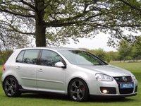 2006 VOLKSWAGEN GOLF 2.0 GTI 5d AUTO 197 BHP £5490.00