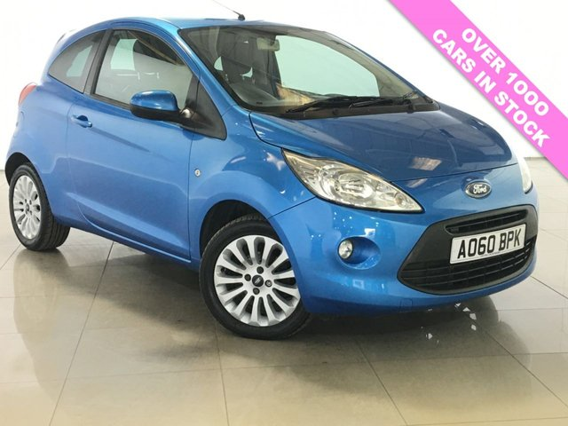 View our 2010 60 FORD KA 1.2 ZETEC 3d 69 BHP