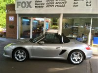 USED 2007 57 PORSCHE BOXSTER 2.7 24V SPORT EDITION 2d 242 BHP STUNNING PORSCHE BOXSTER 2.7 TIPTRONIC S SPORT EDITION