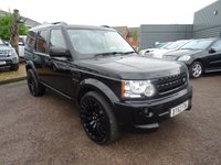 2012 LAND ROVER DISCOVERY 3.0 SDV6 HSE LUXURY 5d AUTO 255 BHP £24990.00