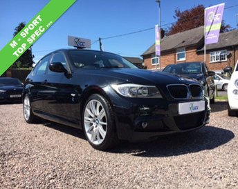 2012 BMW 3 SERIES 2.0 318I PERFORMANCE EDITION 4d 141 BHP £9995.00
