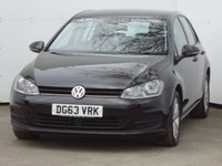 2013 VOLKSWAGEN GOLF 1.6 SE TDI BLUEMOTION TECHNOLOGY 5d 103 BHP £6988.00