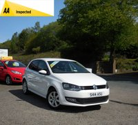 2014 VOLKSWAGEN POLO 1.2 MATCH EDITION 5d 59 BHP £7390.00