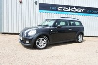 USED 2013 63 MINI CLUBMAN 1.6 ONE 5d AUTO 98 BHP