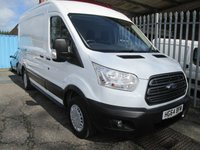 2014 FORD TRANSIT 310 L2 H2 TREND MWB Medium roof Econetic 125 PS *RARE 2x SLD* £11000.00