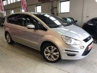 2010 FORD S-MAX 2.0 TITANIUM TDCI 5d 161 BHP £9495.00