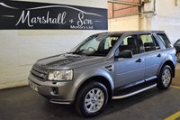 USED 2012 62 LAND ROVER FREELANDER 2 2.2 TD4 XS 5d 150 BHP
