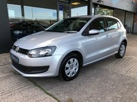 2014 VOLKSWAGEN POLO 1.2 S A/C 5d 60 BHP £SOLD