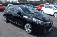 2015 RENAULT CLIO 1.1 DYNAMIQUE MEDIANAV 5d 75 BHP £7495.00
