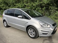 USED 2012 62 FORD S-MAX 1.6 ZETEC TDCI S/S 5d 115 BHP