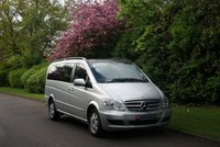 2012 MERCEDES-BENZ VIANO 2.1 AMBIENTE CDI BLUEEFFICENCY 5d 163 BHP £16790.00