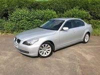 2009 BMW 5 SERIES 2.0 520D SE 4d 175 BHP £5000.00