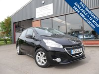 USED 2015 15 PEUGEOT 208 1.4 HDI ACTIVE 5d 68 BHP £0 ROAD TAX, LOW RUNNING COSTS, OVER 70 MILES PER GALLON