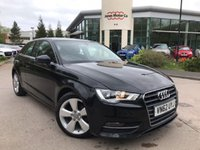 USED 2012 62 AUDI A3 2.0 TDI SPORT 3d 150 BHP ** FINANCE AVAILABLE **