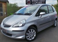 USED 2006 06 HONDA JAZZ 1.3 DSI SE 5d AUTO 82 BHP 2 Owners - 10 Honda Services - High Spec - Low Mileage Automatic