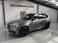 USED 2015 65 BMW X5 3.0 XDRIVE30D M SPORT 5d AUTO 255 BHP HEATED LEATHER, PARK ASSIST