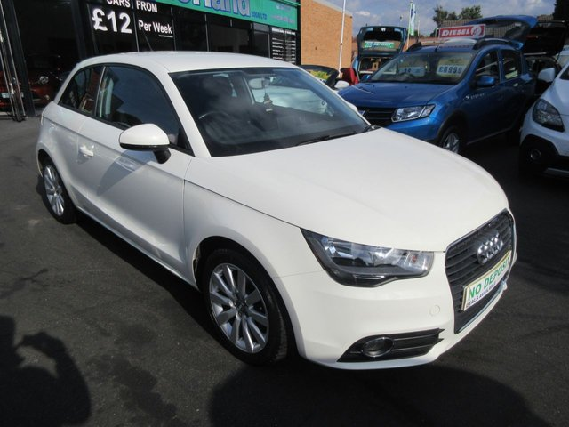 USED 2011 61 AUDI A1 1.4 TFSI SPORT 3d 122 BHP BUY NOW PAY NEXT YEAR...NO DEPOSIT DEALS