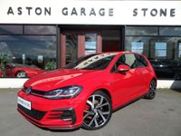 2017 VOLKSWAGEN GOLF 2.0 GTI TSI 3d 227 BHP *LEATHER * BRESCIA ALLOYS* £21249.00