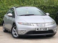 2007 HONDA CIVIC 1.8 ES I-VTEC 5d 139 BHP £4500.00
