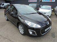 USED 2012 12 PEUGEOT 308 1.6 HDI ACTIVE 5d 92 BHP