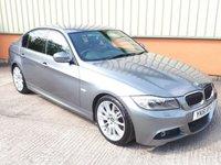 2011 BMW 3 SERIES 3.0 330D M SPORT 4d AUTO 242 BHP £SOLD