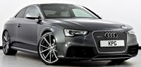USED 2013 63 AUDI RS5 4.2 FSI S Tronic Quattro 3dr Full Audi History, Immaculate!