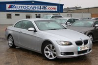 USED 2007 07 BMW 3 SERIES 3.0 330D SE 2d AUTO 228 BHP