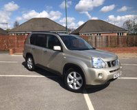 USED 2007 57 NISSAN X-TRAIL 2.0 SPORT EXPEDITION DCI 5d 171 BHP