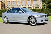 USED 2006 06 BMW 3 SERIES 3.0 330CI M SPORT 2d 228 BHP
