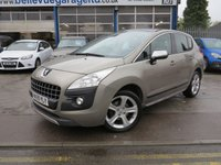 USED 2009 59 PEUGEOT 3008 1.6 EXCLUSIVE 5d 155 BHP