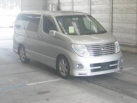 USED 2004 NISSAN ELGRAND 2.5 V 6 GREAT LOW MILEAGE VAN READY FOR CONVERSION