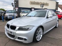 2010 BMW 3 SERIES 2.0 318I M SPORT BUSINESS EDITION 4d 141 BHP £SOLD