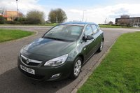 2010 VAUXHALL ASTRA 1.7 EXCLUSIV CDTI ,Cruise Control,Parking Sensors £4295.00