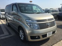 USED 2003 NISSAN ELGRAND 3.5 LTR ELGRAND READY FOR A CAMPER CONVERSION