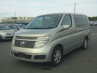 USED 2003 NISSAN ELGRAND EXTREMELY LOW MILEAGE EXAMPLE OF A JAP CLASSIC
