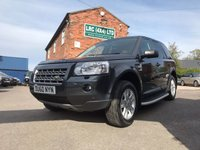 USED 2010 60 LAND ROVER FREELANDER 2.2 TD4 E XS 5d 159 BHP Very high spec Discovery HSE