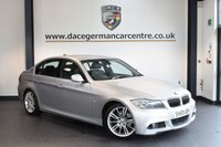 USED 2010 59 BMW 3 SERIES 3.0 325I M SPORT 4DR AUTO 215 BHP + FULL BLACK LEATHER INTERIOR + EXCELLENT SERVICE HISTORY + PRO SATELLITE NAVIGATION + BLUETOOTH + HEATED SPORT SEATS + LIGHT PACKAGE + CRUISE CONTROL + PARKING SENSORS + 18 INCH ALLOY WHEELS +