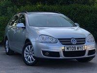 2009 VOLKSWAGEN GOLF 2.0 SE TDI 5d 138 BHP £5000.00