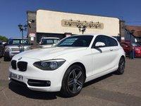 2014 BMW 1 SERIES 2.0 116D SPORT 3d 114 BHP £11695.00