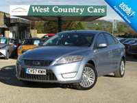 USED 2007 57 FORD MONDEO 2.0 GHIA TDCI 5d 130 BHP High Specification Diesel
