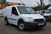 2013 FORD TRANSIT CONNECT 1.8 T200 LR 1d 74 BHP £5999.00