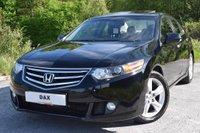 2009 HONDA ACCORD 2.2 I-DTEC EX 4d AUTO 148 BHP £7490.00