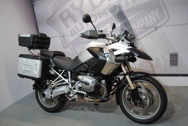 2009 59 BMW R1200GS 1170cc