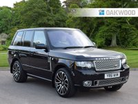 2011 LAND ROVER RANGE ROVER 4.4 TDV8 VOGUE 5d AUTO 313 BHP £SOLD