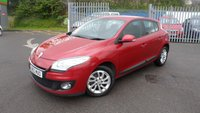 USED 2013 63 RENAULT MEGANE 1.5 EXPRESSION PLUS ENERGY DCI S/S 5d 110 BHP CRUISE CONTROL