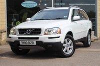 2010 VOLVO XC90 2.4 D5 ACTIVE PREMIUM AWD 5d 185 BHP £10083.00